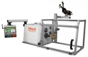Bobinadeira de até 3 eixos configuráveis -  Modelo MGB L1